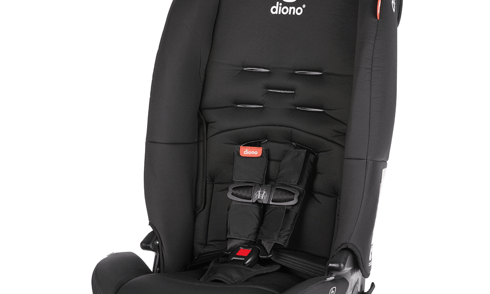 Diono Radian 3R in black open