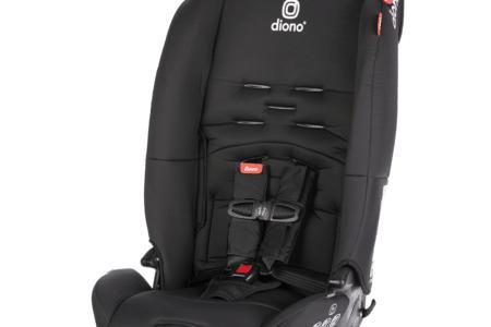 Diono Radian 3R in black open