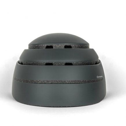 174Hudson-Stack foldable helmet open in onyx black