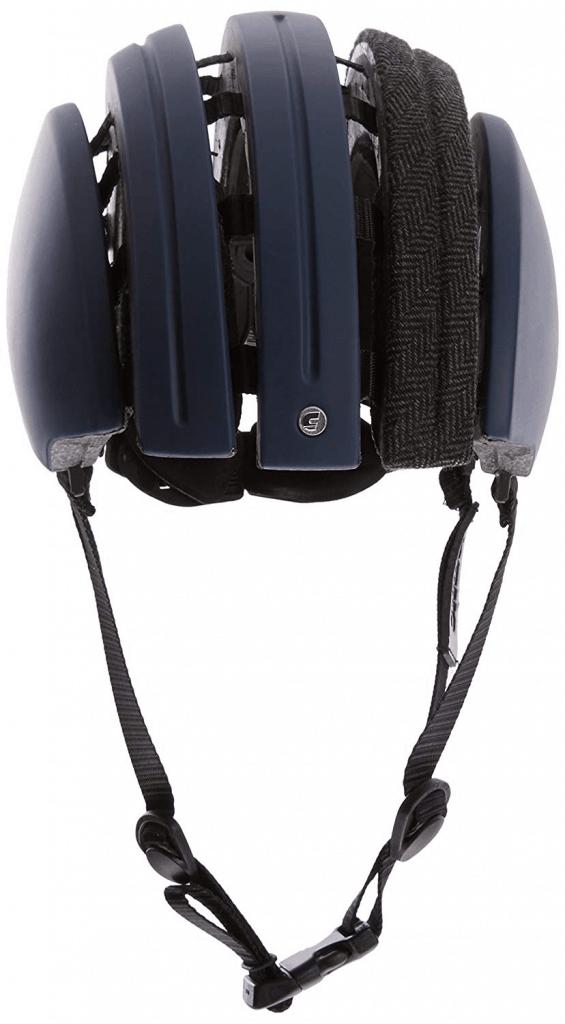 Carrera helmet in dark blue front view