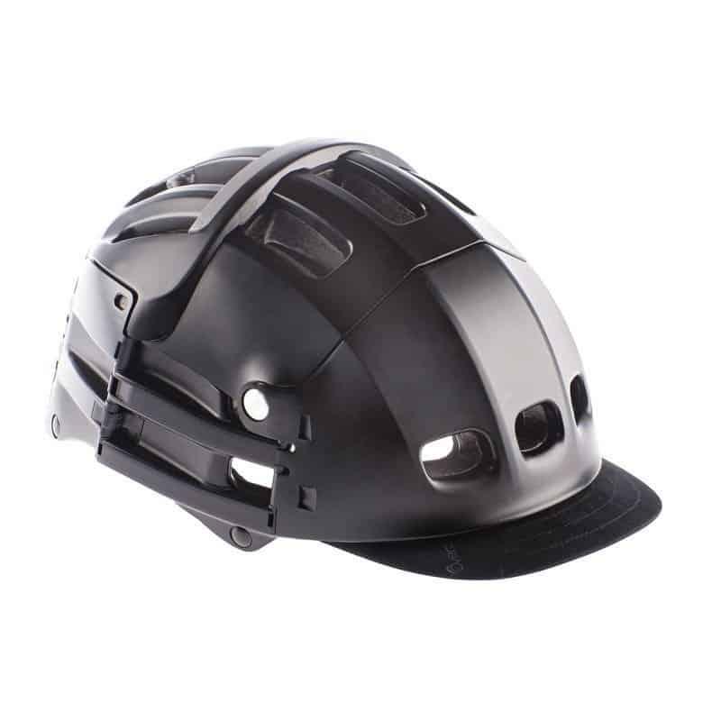 Overade Plixi in black with black visor