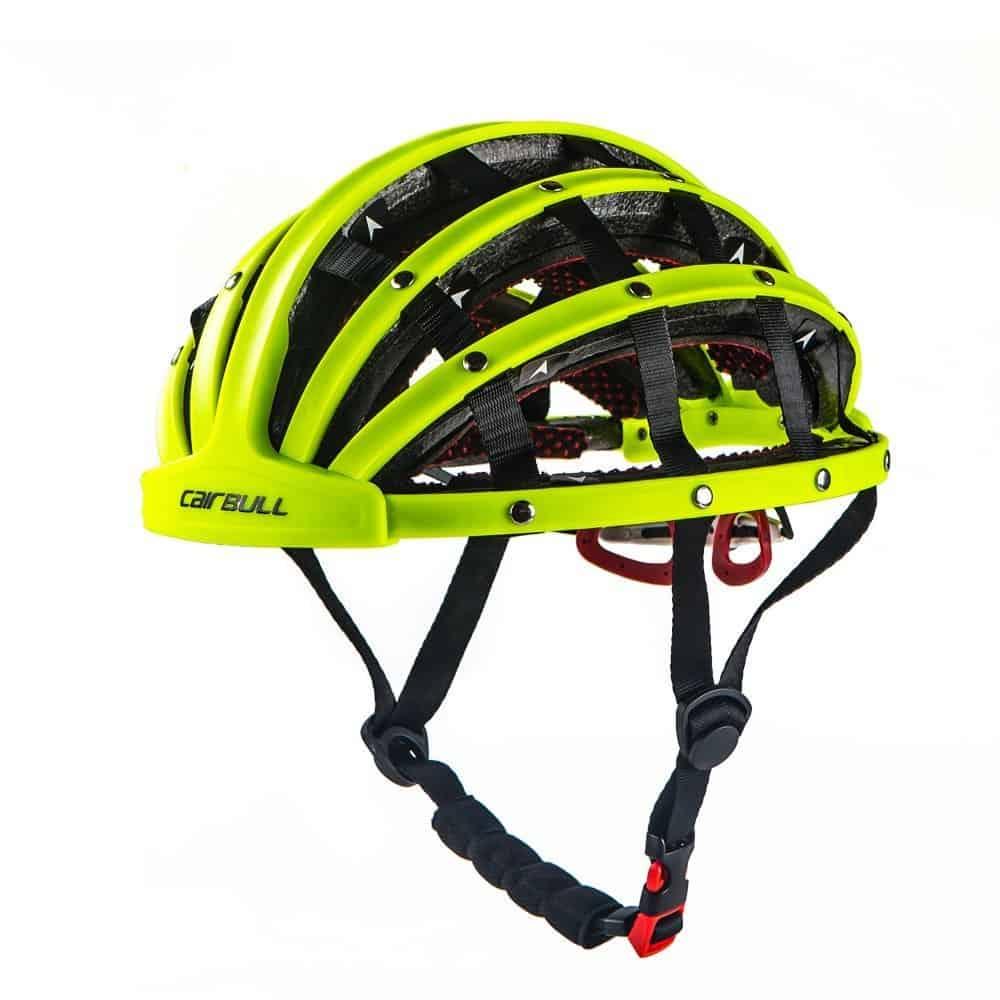 Cairbull helmet in green
