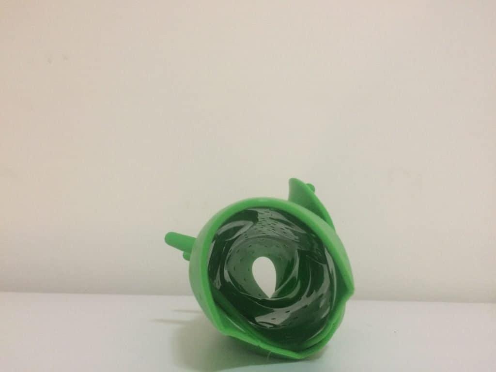 Oxo steamer folded